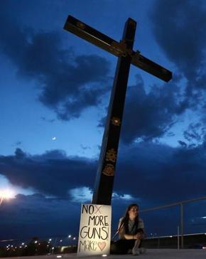 Vigil in Juarez